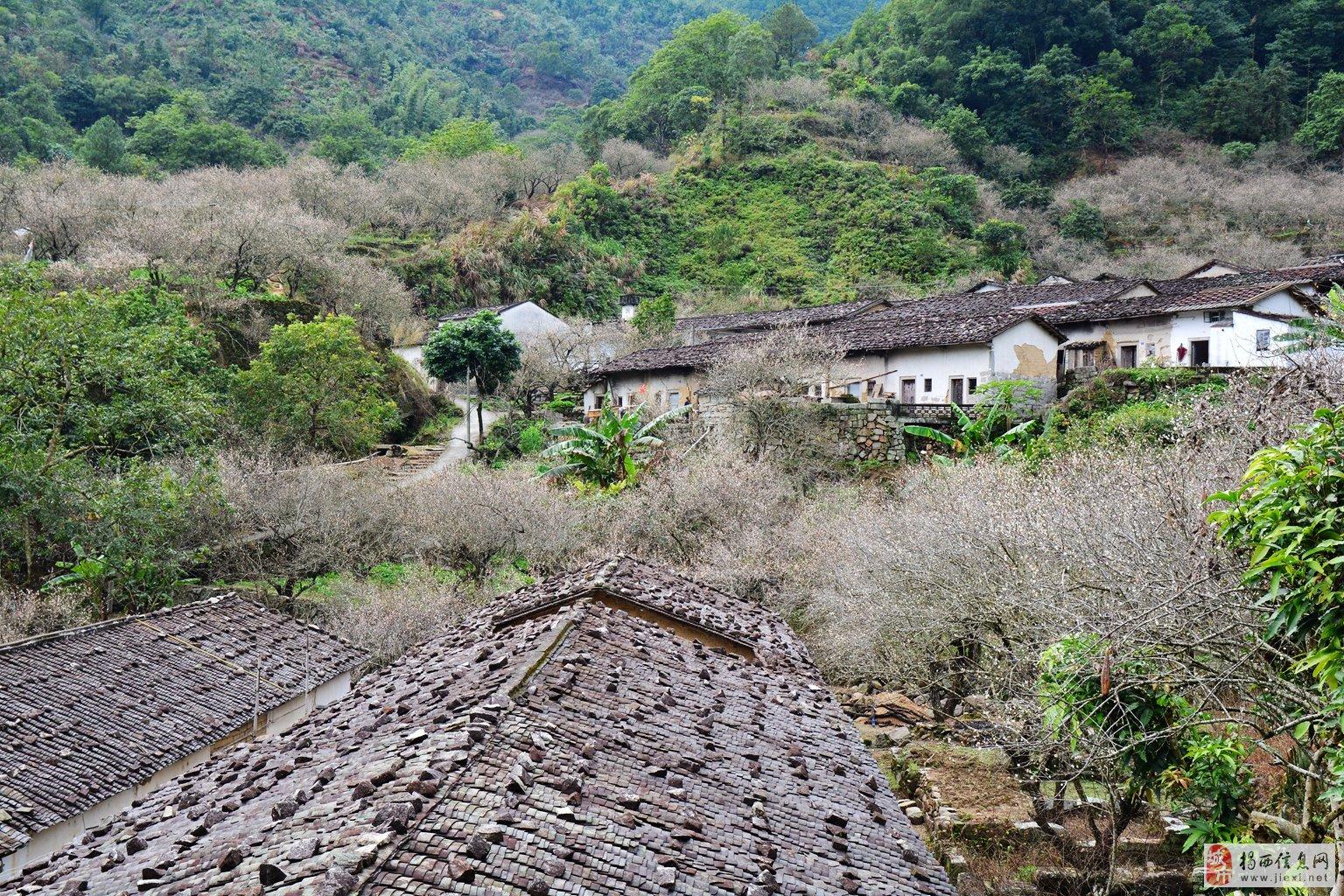 揭西的独山风景区