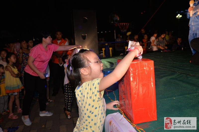 高州市巾帼志愿者风华总队为患病单亲母亲举行爱心众筹公益文艺晚会活动