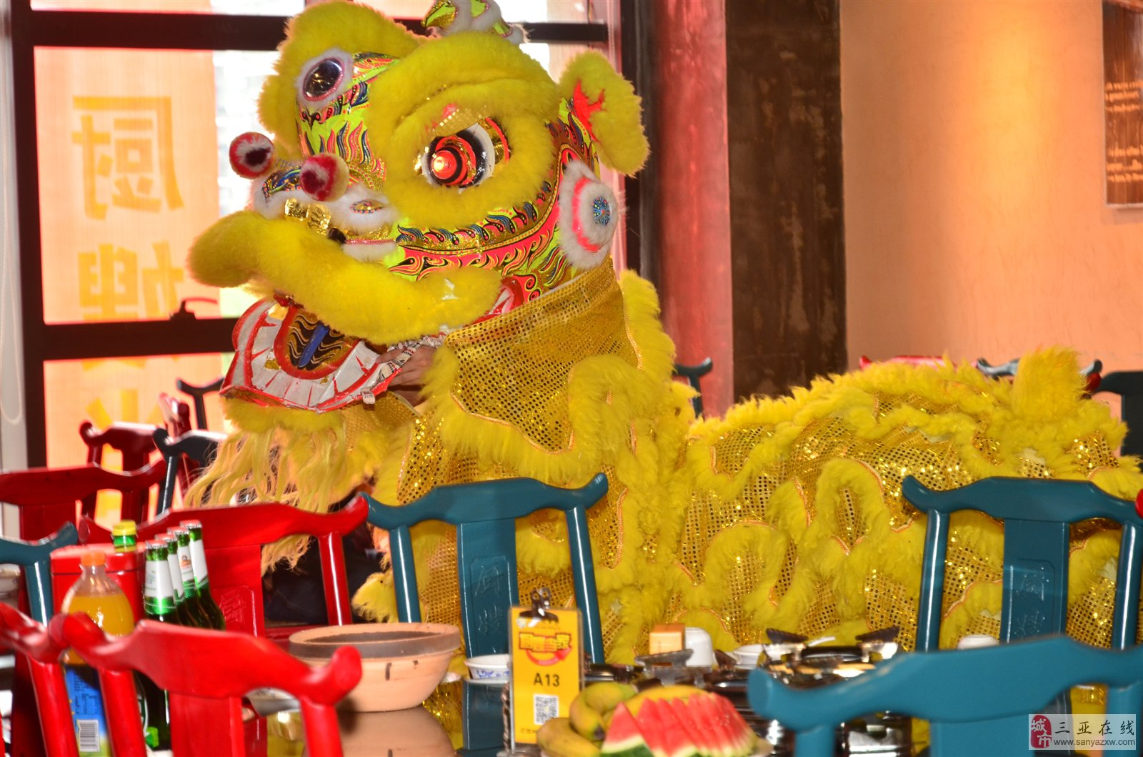 三亚全国首创无厨师餐厅盛大开业