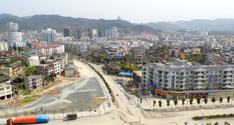 湖南芷江和贵阳飞机场