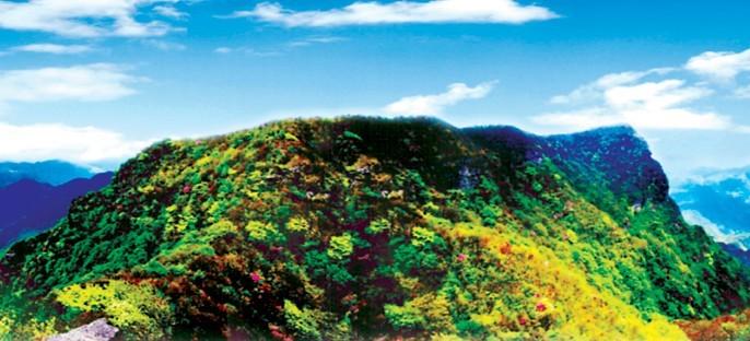 1平方公里.贵州都匀斗篷山—剑江风景名胜区总面积266.8平方公里.