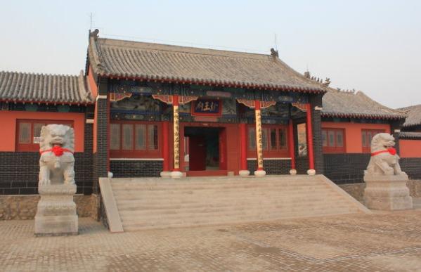莱阳富山龙王庙