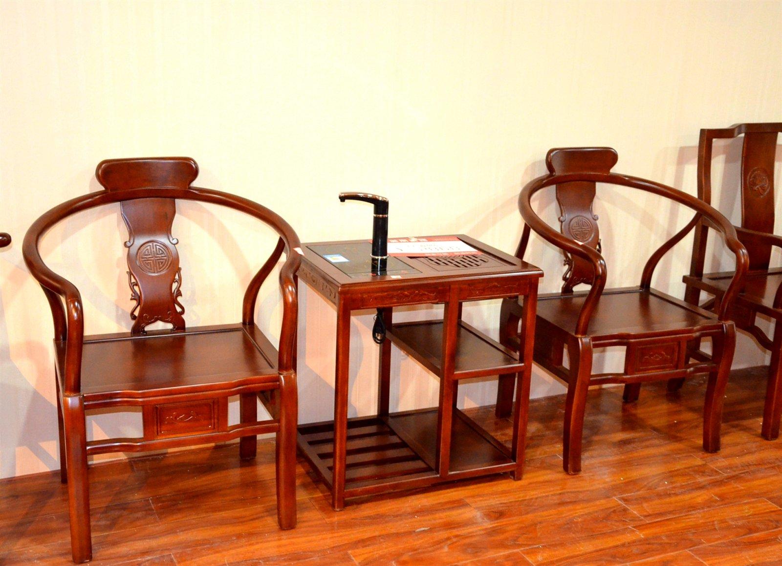 红木家具——茶桌
