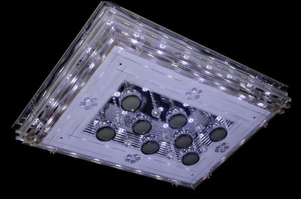 水晶灯全遥控器开关接线方法图