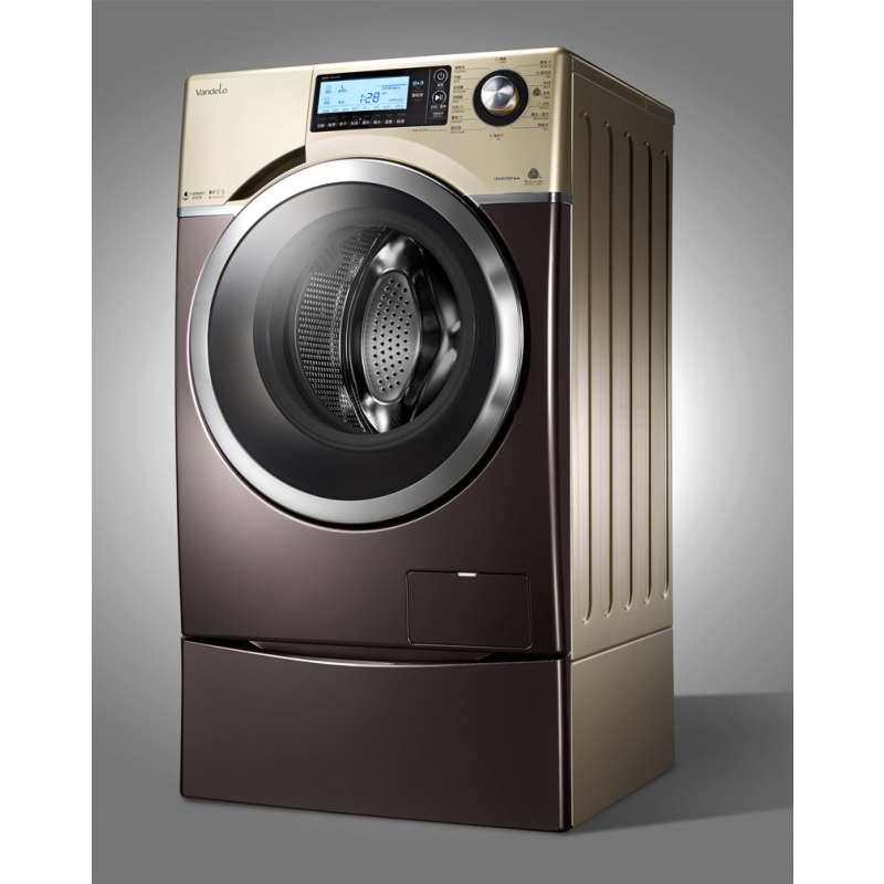 美的洗衣机md80-1409vd出口品牌