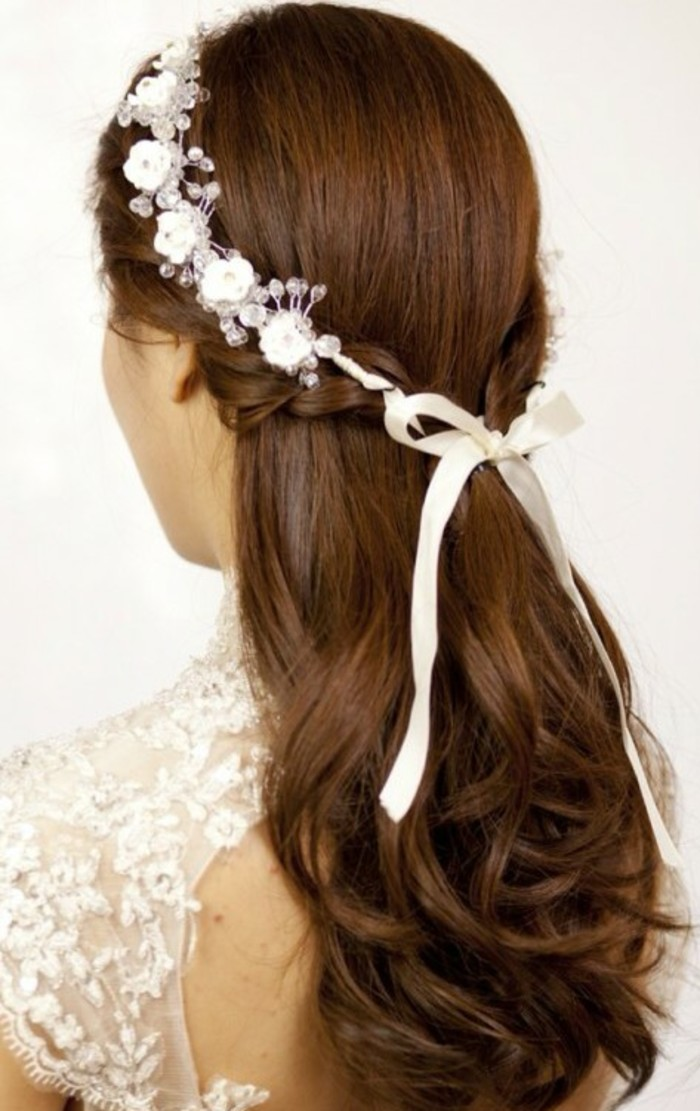韩式新娘发型欣赏(2)
