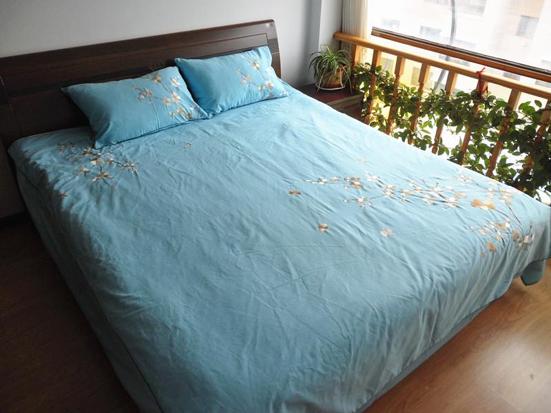 用床单搭帐篷的步骤图