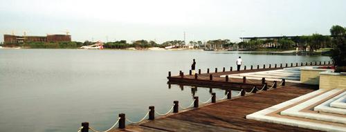 白城市河湖连通建设成果剪影