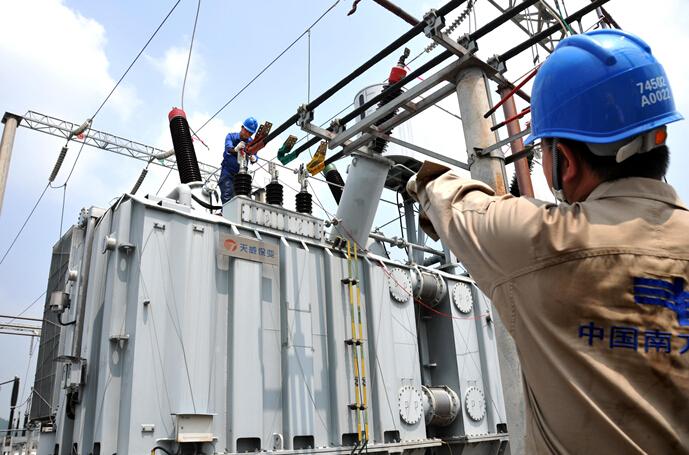 变电站继电保护的设计主要电气设备选择(包括电流互感器,电压互感器