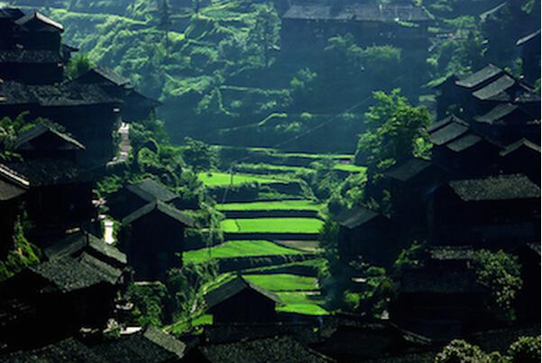 重庆云篆山旅游风景区