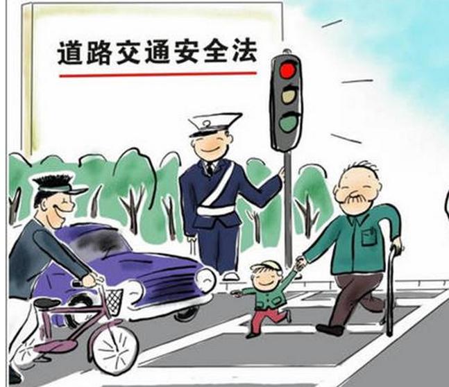 五寨交警大队大力加强农村道路交通安全管理工作