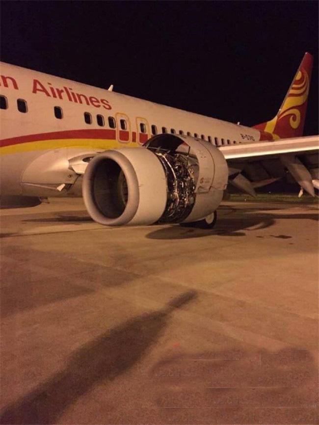徐州将起飞飞机突报火警