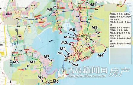 青岛李村东山路地图