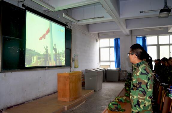 甘肃煤炭工业学校开展纪念抗战胜利70周年系列活动