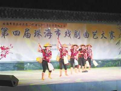 戏剧曲艺大赛_坪坝区文化馆参加重庆市第四届戏剧曲艺大赛喜