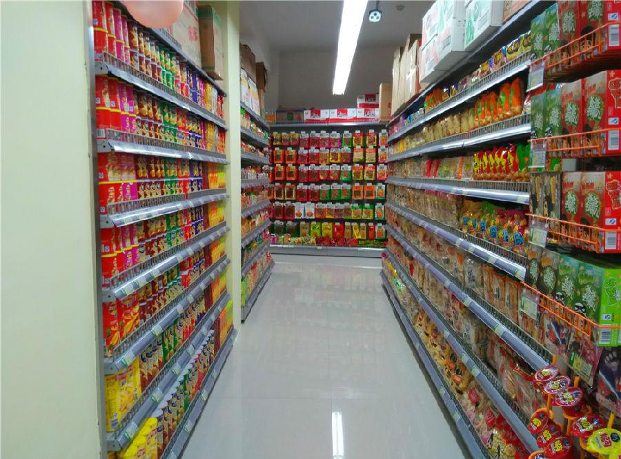 世纪华联超市盛大开业_永靖热点资讯