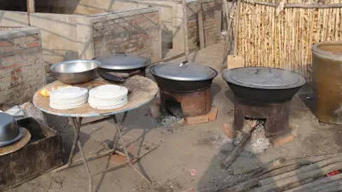 塑料食用油桶创意菜架
