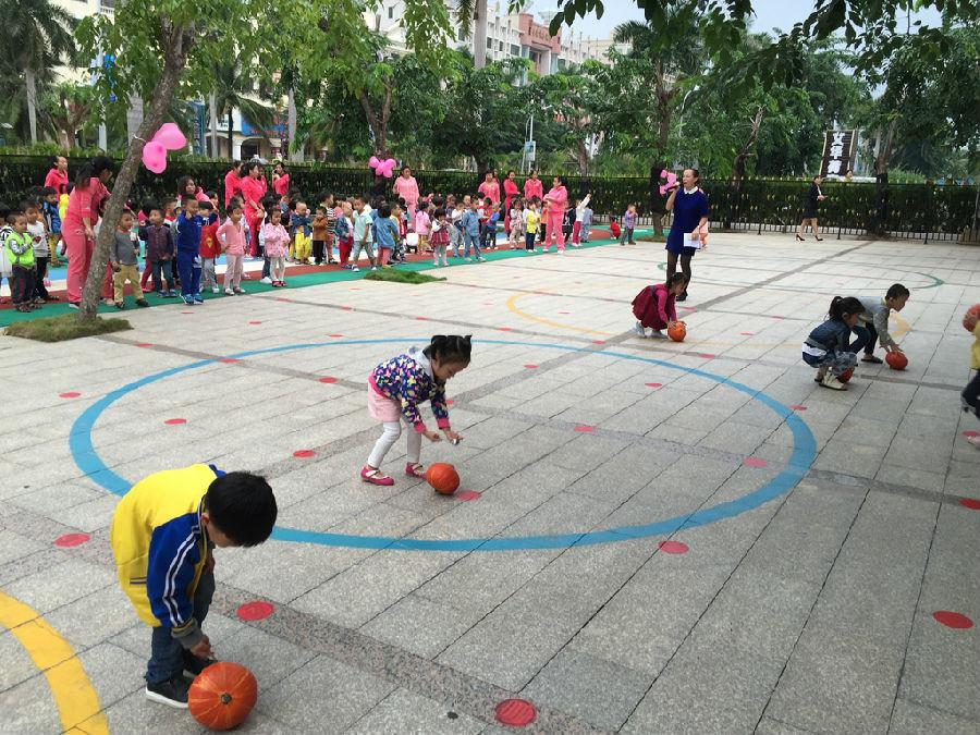 【幼儿园感恩节游戏】