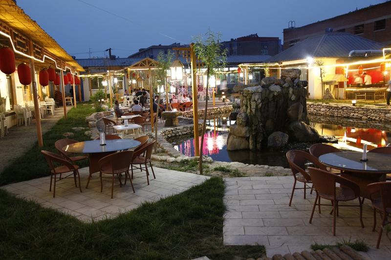 转让:渔港海鲜饭店