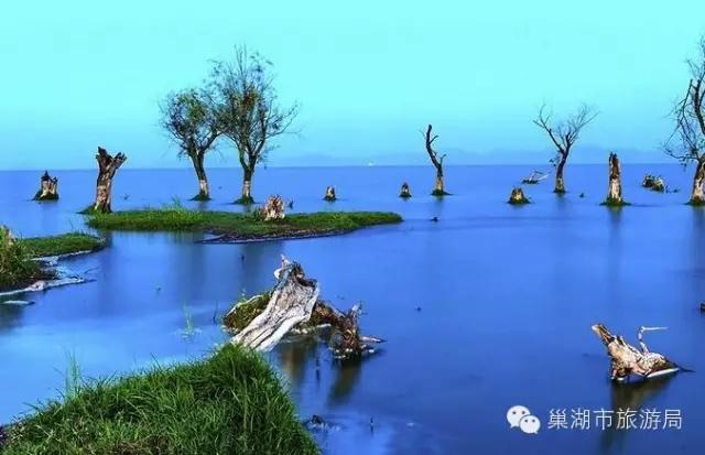 """全市六大风景区,13条旅游线路和每年举办的""""中国巢湖旅游节""""吸引八方"""