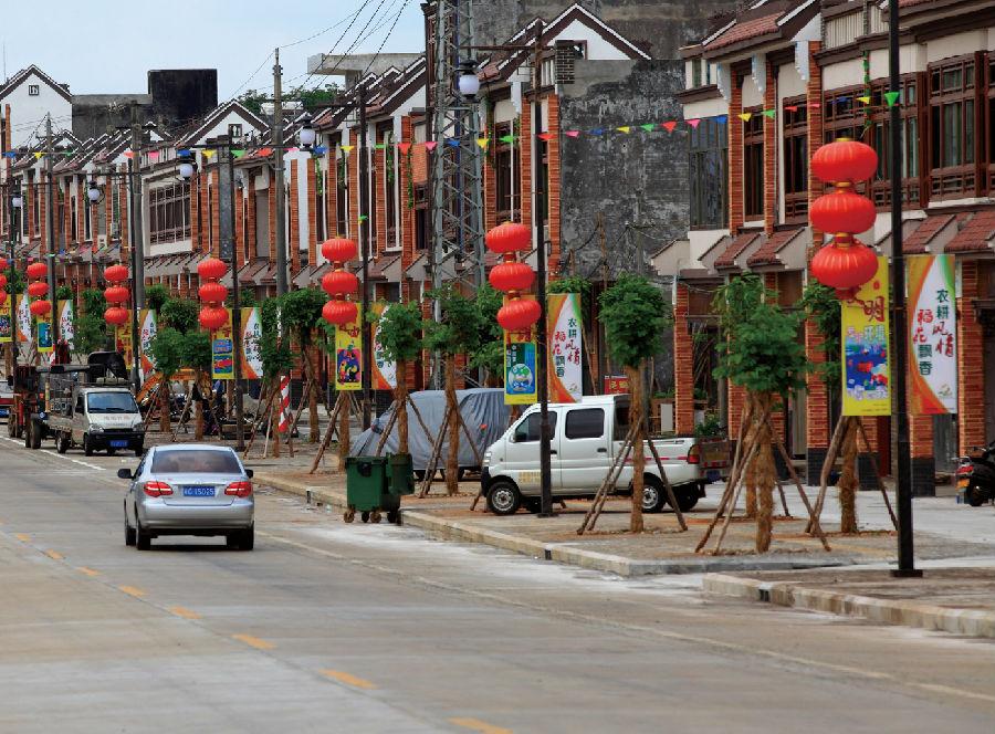 步行街 街道 街景 商业街