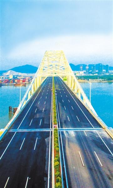 珠海横琴二桥正式通车