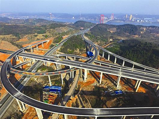 宜张高速项目群具备试运营条件 有望春节前通车