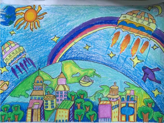 六年级一等奖绘画作品内容|六年级一等奖绘画作品图片图片