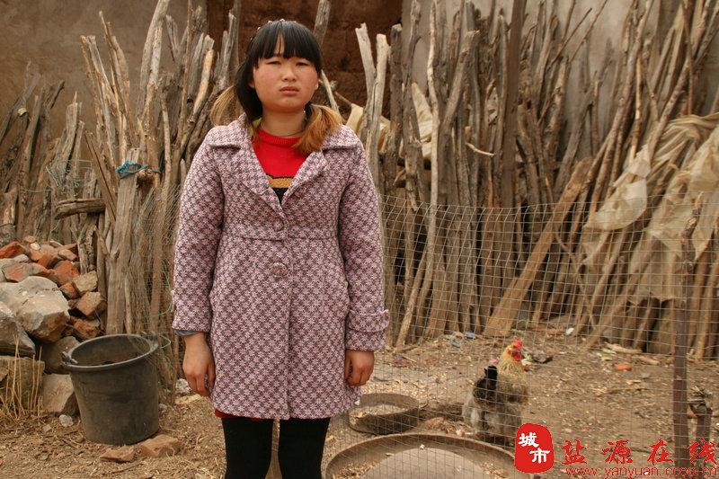呼吁爱心人士伸出援助之手,救救这个活泼可爱的女孩!