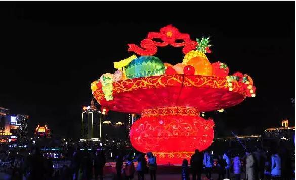 西宁元宵节观灯地图出炉 湟中湟源大通的也在里面图片