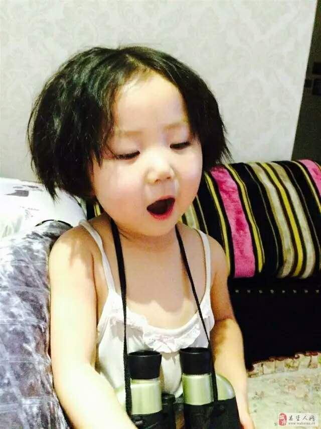 微信韩国萌萌哒小孩头像