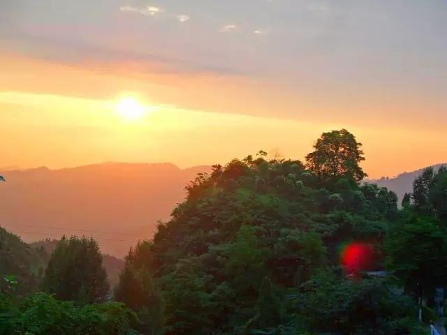 贵州仁怀五马风景图片