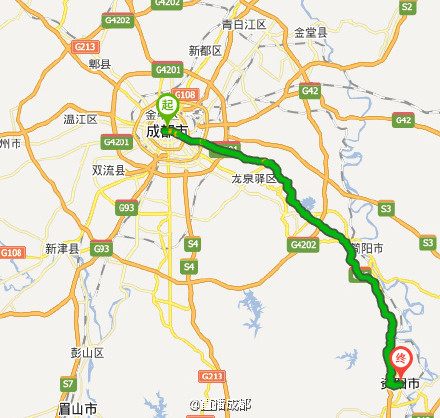 惊呆了 成都地铁18号线将连接简阳,延伸至资阳图片