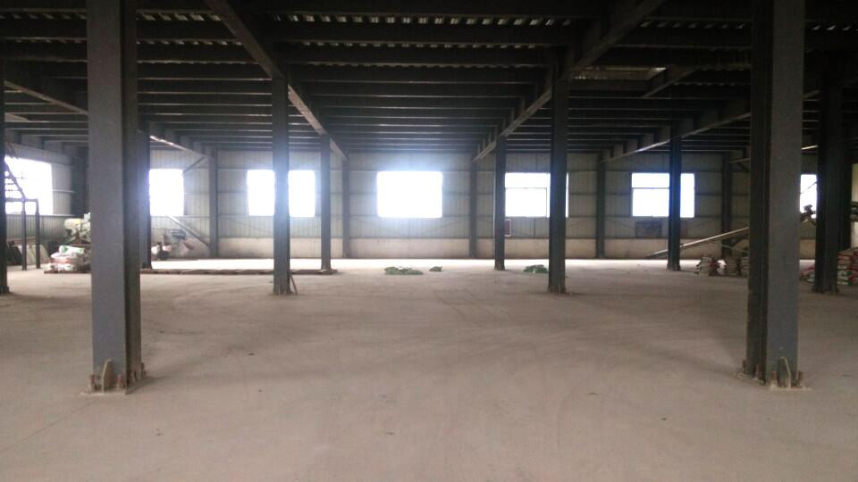 租两层钢结构厂房