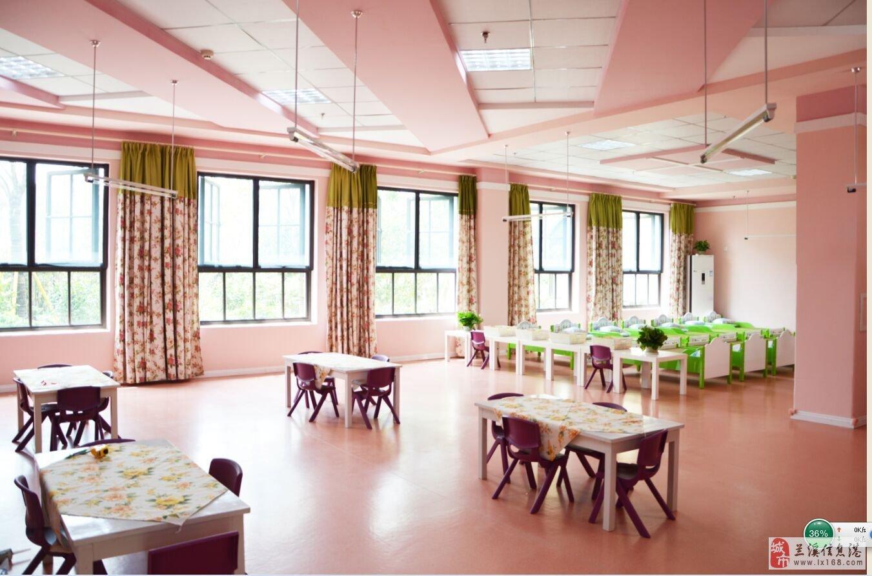 园舍是按标准幼儿园建造的独立欧式建筑