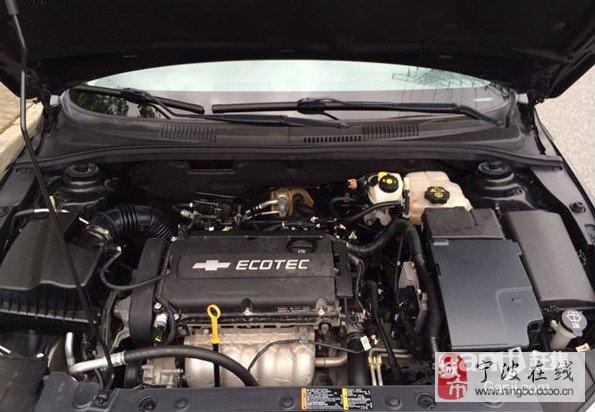 雪佛兰科鲁兹车型2010年69000元二手车