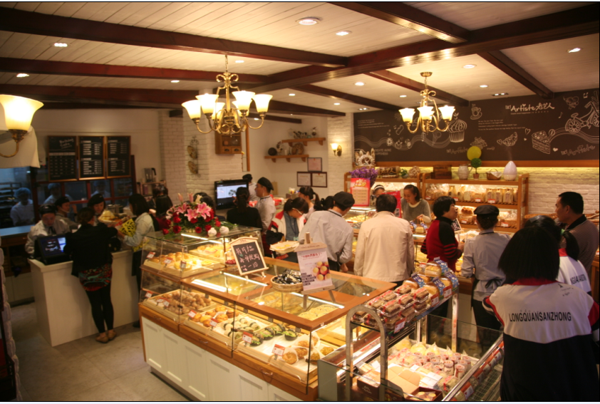 老艺人加盟 蛋糕店 投资金额 10-20万元