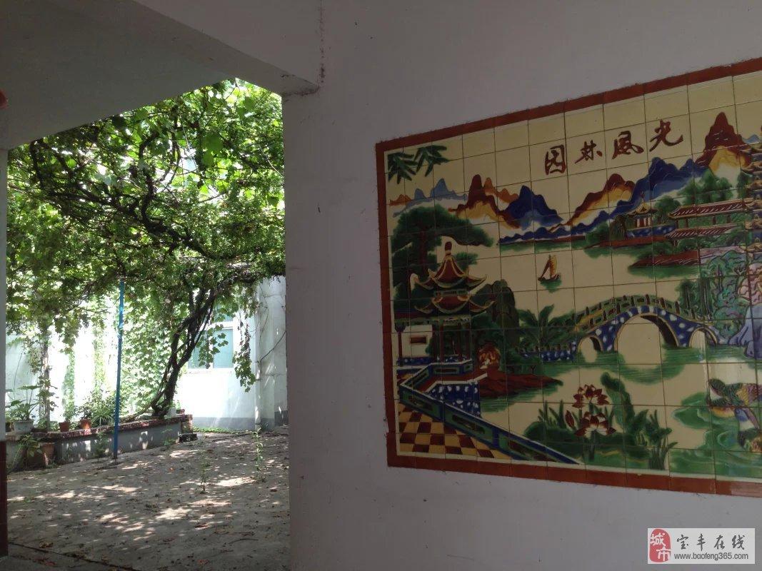 两间两层楼房设计图 农村 小院展示