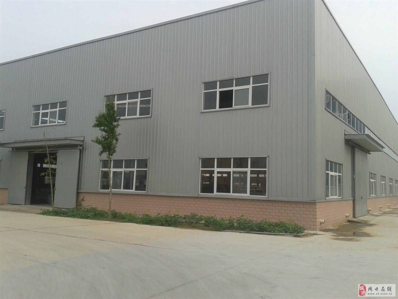 大型钢结构厂房出租