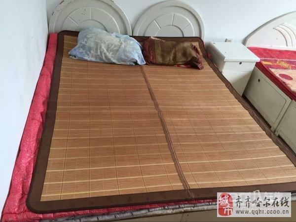 转让木质单人床