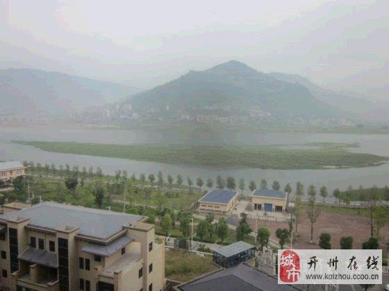 小区名称:开县侨城半岛