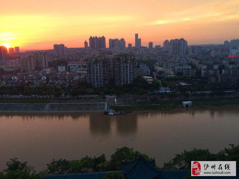 蜀南气矿A区买一得二带高中楼顶致远房-泸州在江景吧花园宁海图片
