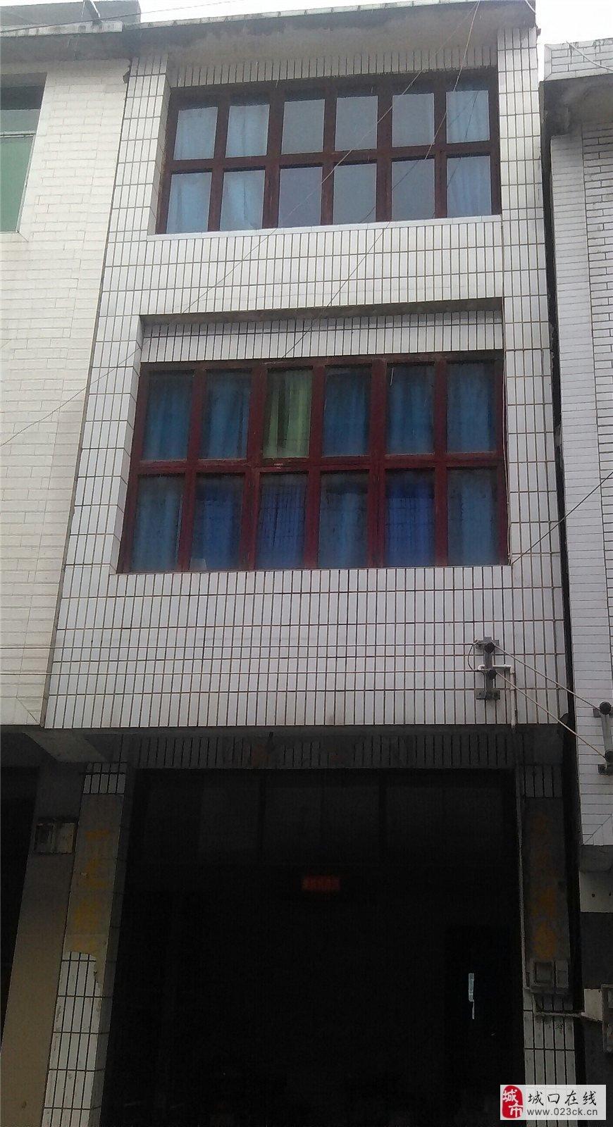 2层带铺面楼房设计图图片