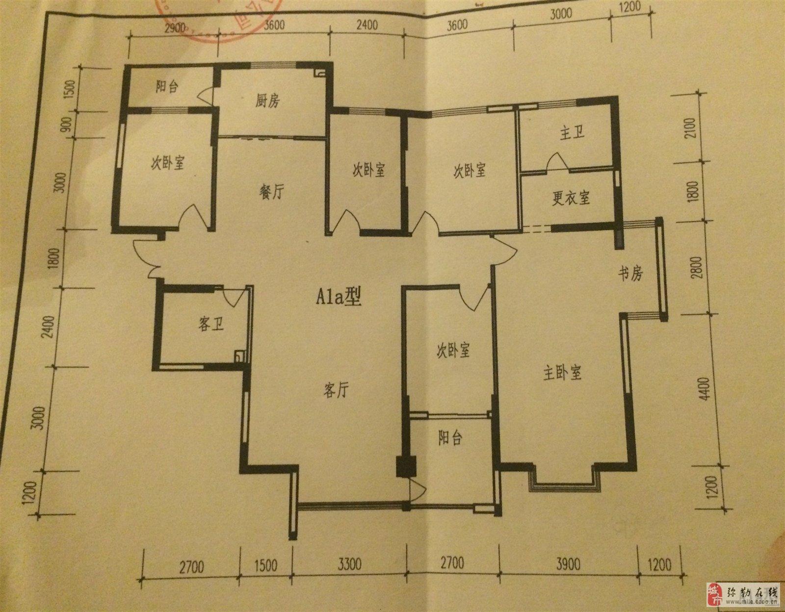 78平米房屋设计图