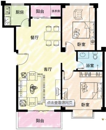 76平方米房屋設計圖