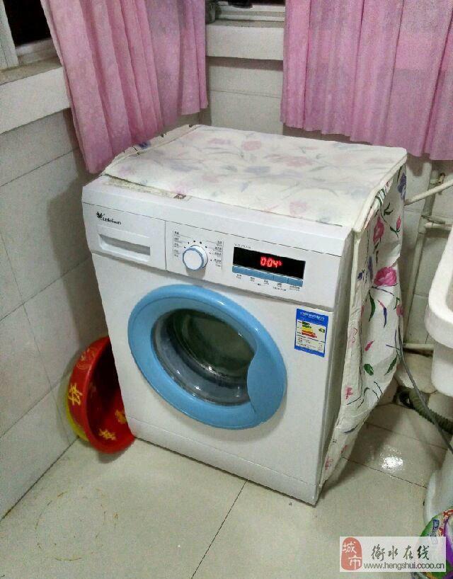 全新的小天鹅全自动滚筒洗衣机