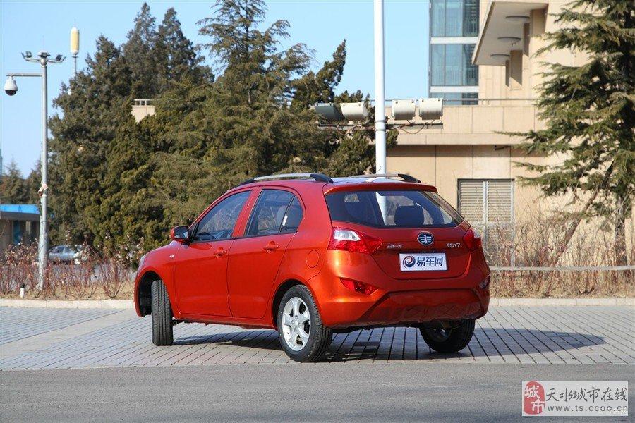 出售二手车夏利N7一辆高清图片