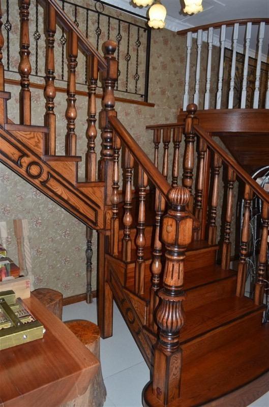 飘窗扶手栏杆的设计及安装
