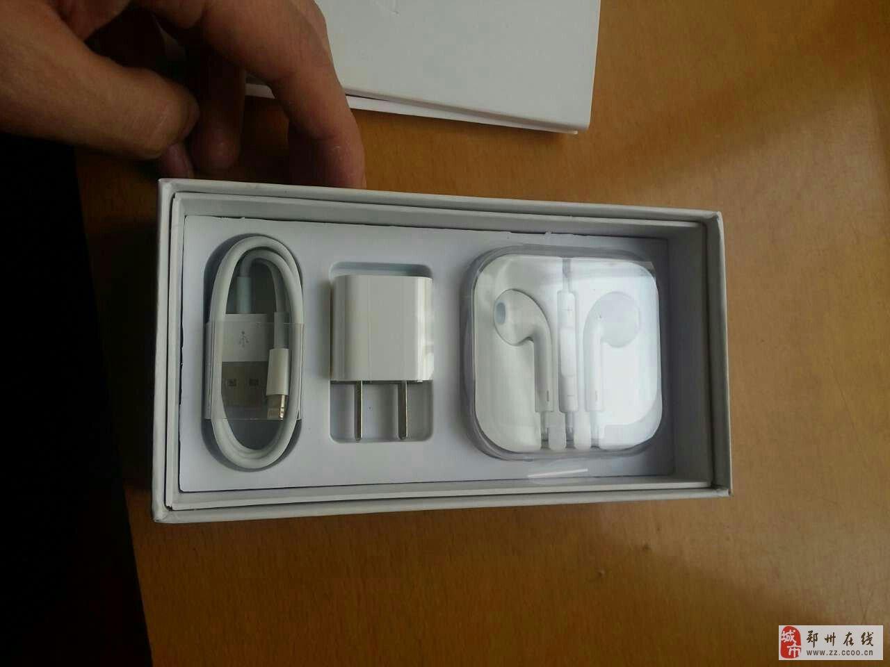 苹果玫瑰金6S国行16G