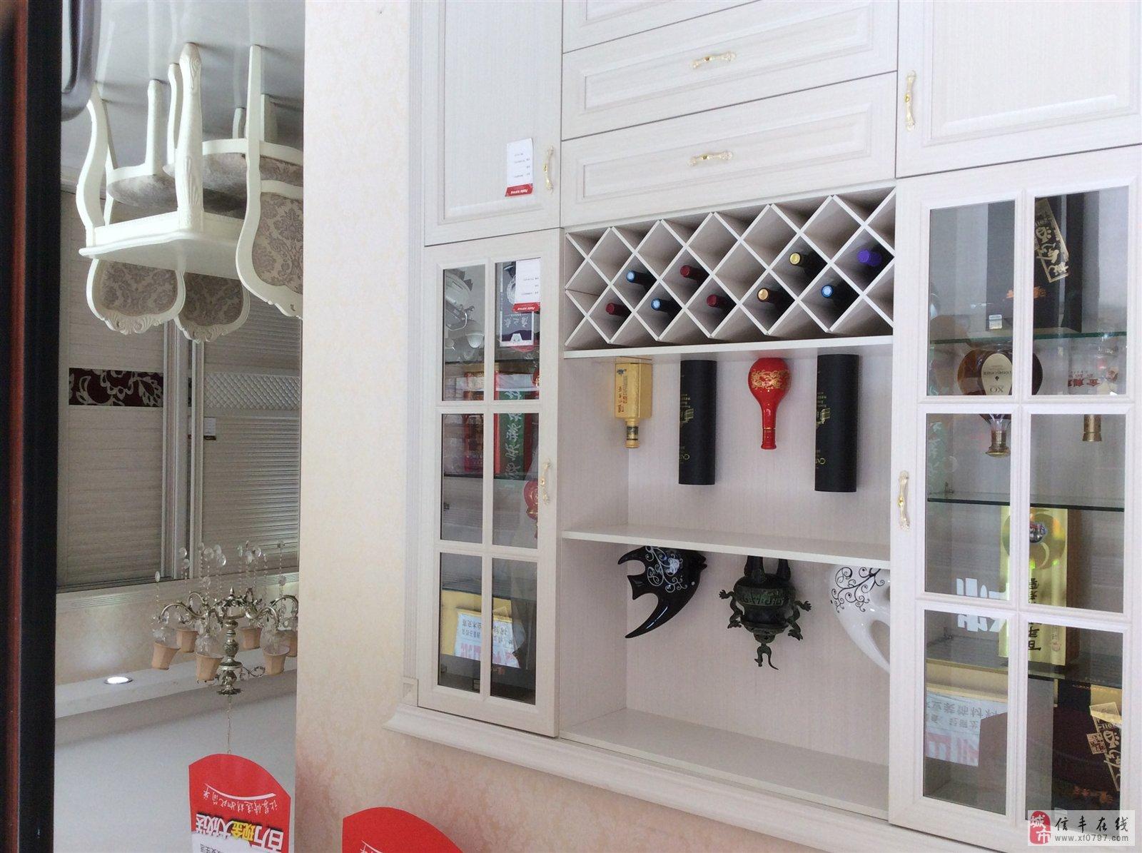 定制整体衣柜 橱柜 酒柜 电视柜 鞋柜 书柜等家具